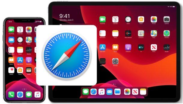 Cómo borrar el caché en Safari en iPhone y iPad