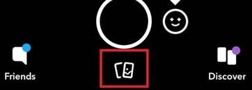 snapchat-da bütün xatirələri ixrac edin