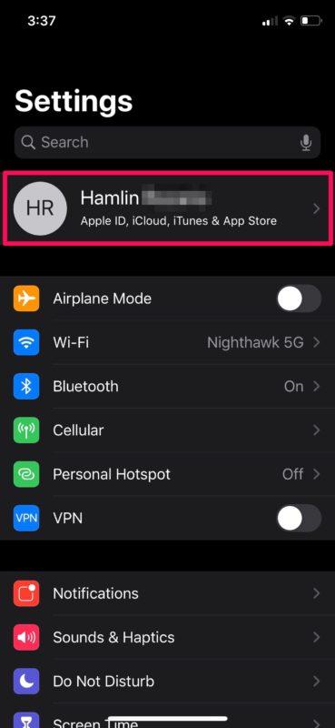 Cómo usar el llavero de iCloud en iPhone y iPad