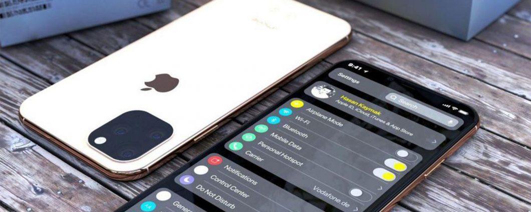 iPhone 11: isi ulang terbalik dan ID Wajah yang ditingkatkan