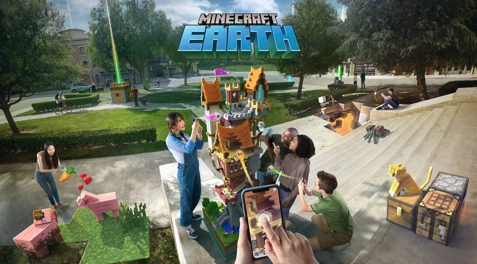 """""""Minecraft Earth"""" for Android is now available in Mexico 1"""
