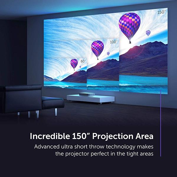 Ən yaxşı mükafatlı ev teatrı projektorları 1