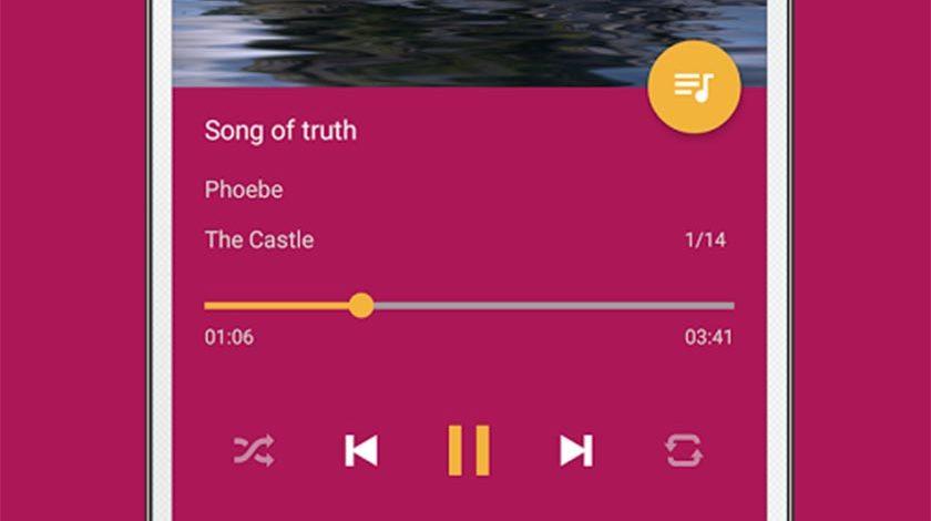 10 aplikasi pemutar musik terbaik untuk Android! (Diperbarui 2019)