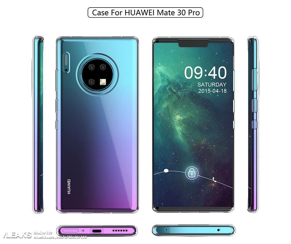 Huawei Mate 30 mất khả năng quay video! 3