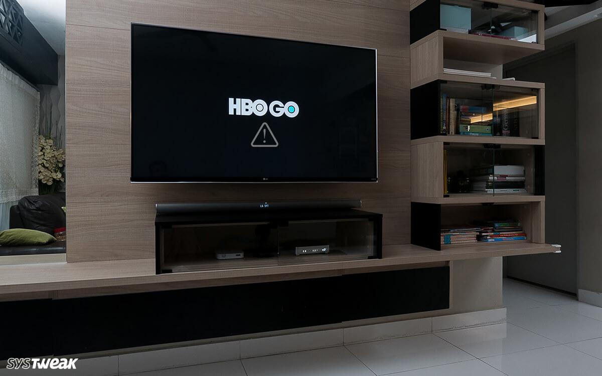 Bagaimana Cara Memperbaiki HBO Go atau HBO Sekarang Tidak Bekerja Masalah?