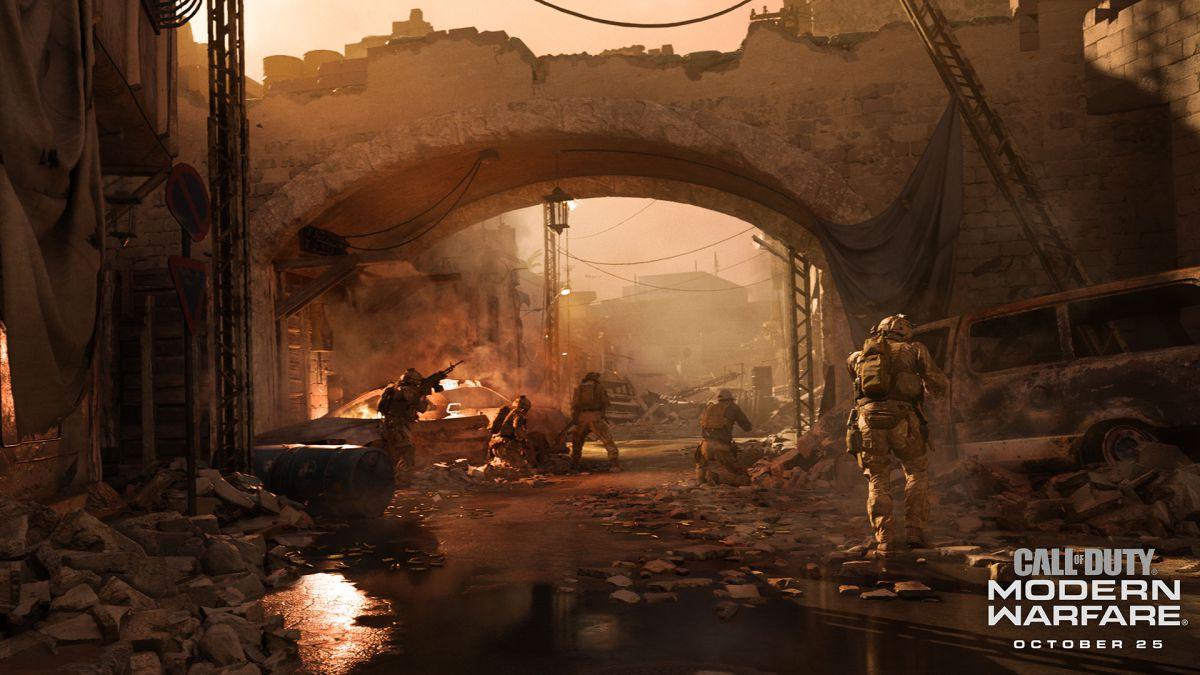 ¿Call of Duty: Nykyaikainen sodankäynti está demasiado lejos o es un …