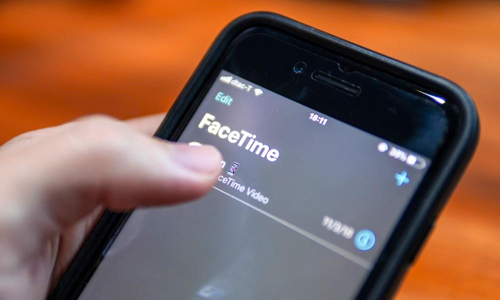 Behöver du FaceTime-familjemedlemmar med äldre iPhones eller iPads? Installera inte iOS 13.4 1
