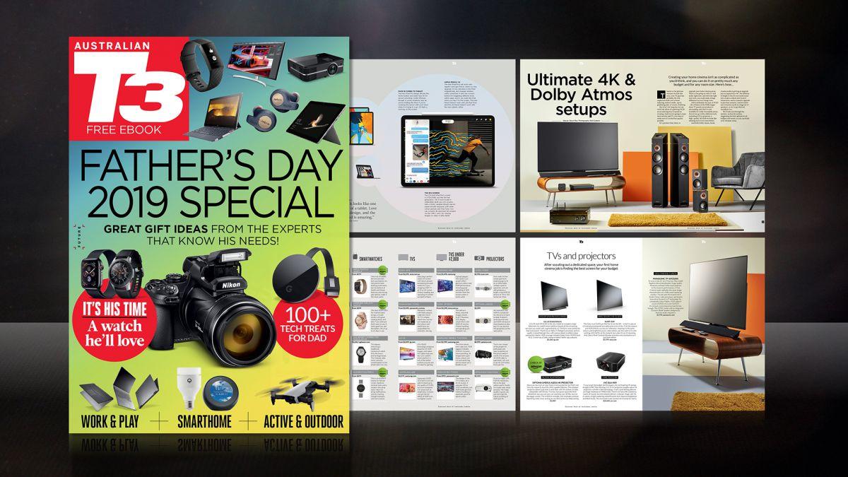 Butuh ide hadiah Hari Ayah? Ada tumpukan di digi-mag Australia T3 gratis kami