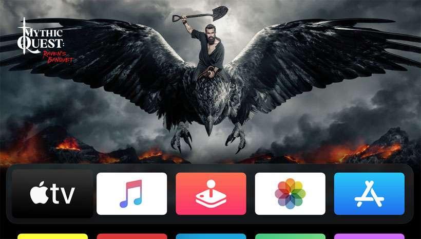 ¿Puedo navegar por la web en Apple ¿TELEVISIÓN?