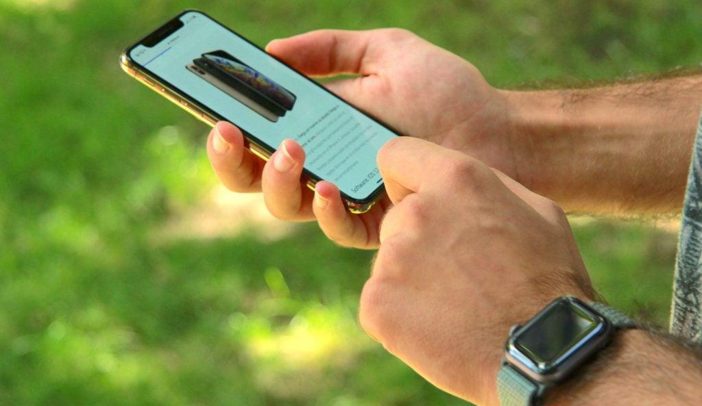 IPhone atau ponsel Android? Ini adalah alasan mengapa saya lebih suka yang pertama