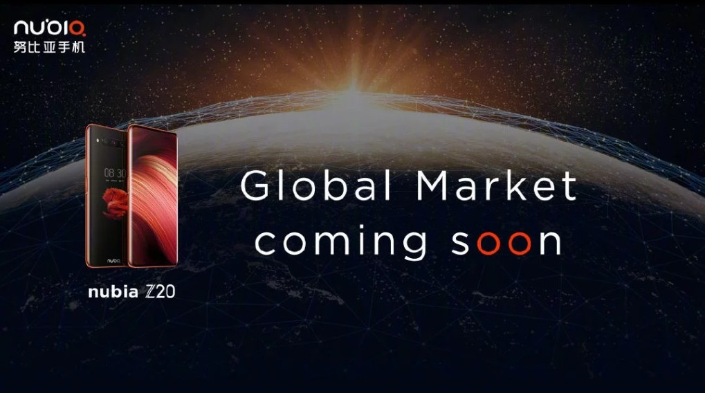 - ▷ Nubia Z20 akan diluncurkan secara global pada bulan September »ERdC