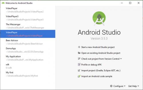 Sut i ddechrau gyda'ch app Android cyntaf 3