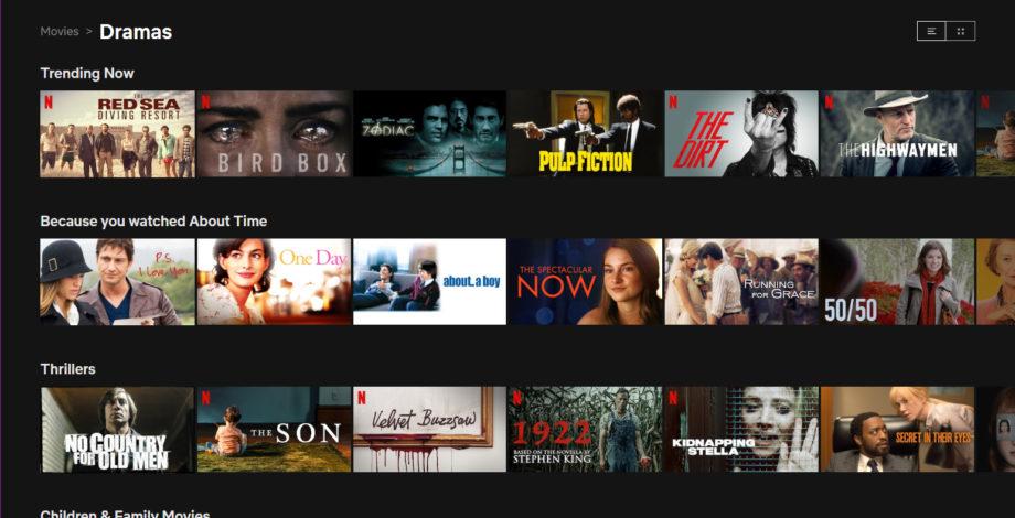 10 parhaista Netflix-draamaelokuvista, joita voit nyt katsella