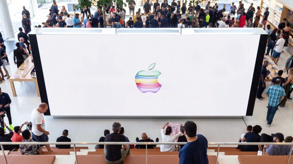 10 September Keynote Livestreams Ditawarkan pada Apple Toko