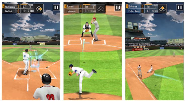 15 Najlepsza gra w baseball (Android / iPhone) 2019