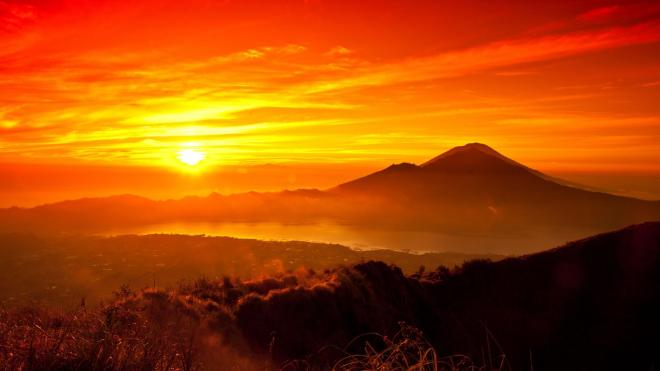 125 Untertitel für einen wunderschönen Sonnenuntergang 1