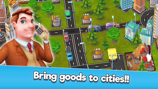 Transit King Tycoon - Constructor del Imperio del Transporte