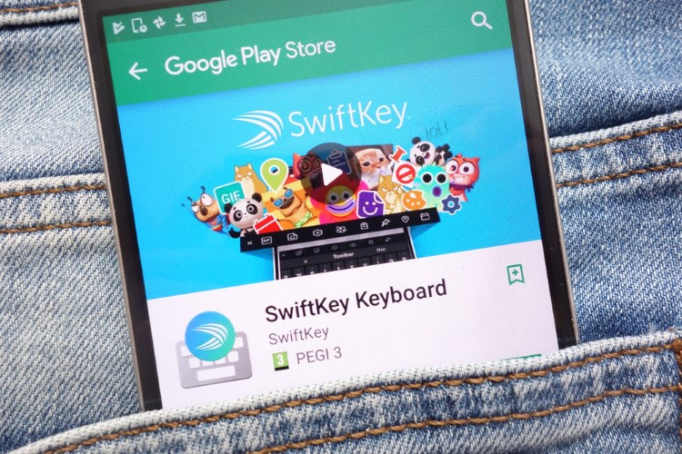 Parte superior 7 Alternativas SwiftKey para Android e iOS