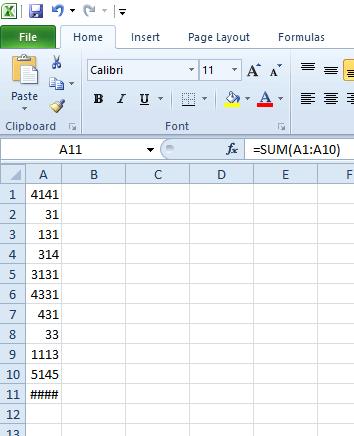 Excel elektronik tablosunun dar e-tablosu düzgün eklenmiyor