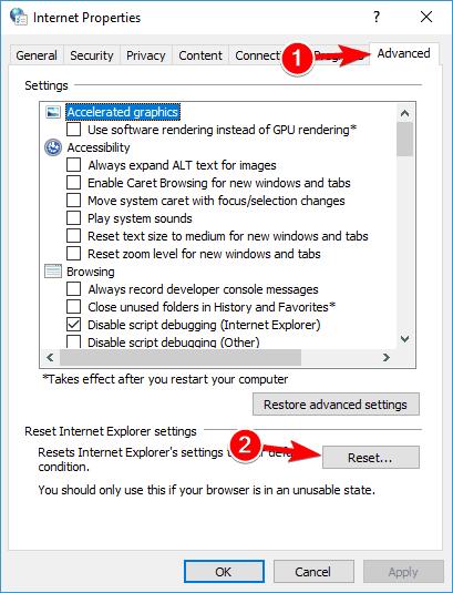 No se puede conectar al servidor proxy Windows 10 WiFi
