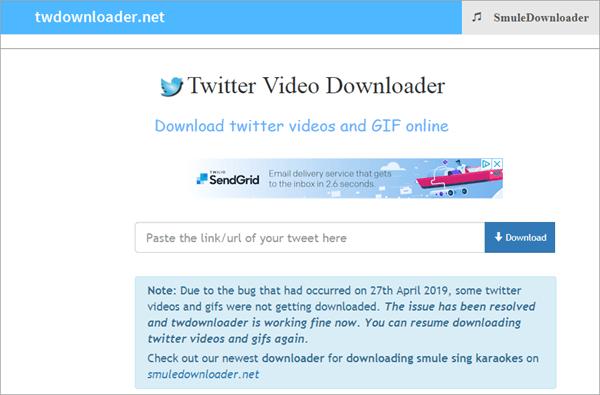 """Tämän yksinkertaisen kanssa Twitter video downloader, saat kaikki tarvitsemasi työkalut ja ominaisuudet yhdessä paketissa. """"leveys ="""" 600 """"korkeus ="""" 395 """"tama ="""" """"m ="""""""