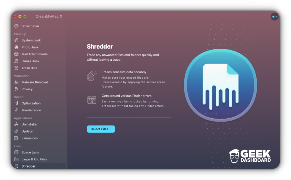 MacPaw CleanMyMac X Crusher