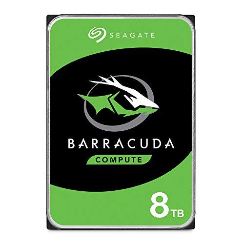 Seagate BarraCuda daxili sabit disk 8 TB  SATA 6 256 gb / s MB önbellek 3.5-İst (ST8000DM004)