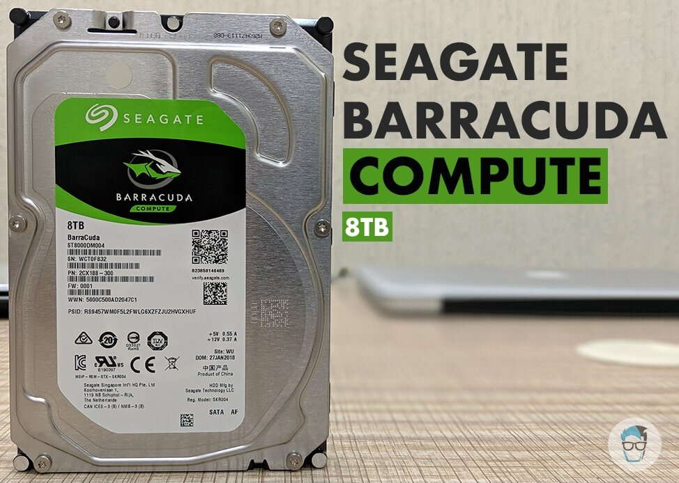 Seagate Barracuda 8TB Hard Drive Review