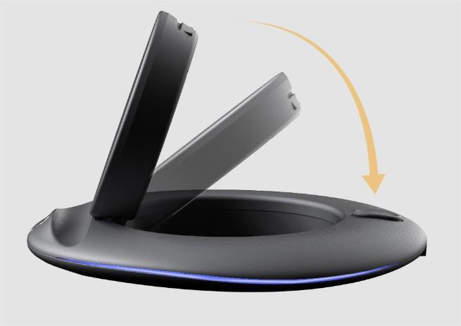 Bezdrôtová nabíjačka Xiaomi s rýchlym nabíjaním a prekvapením vo svojom dizajne 1