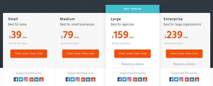 Agora Pulse sosial medianın idarə edilməsi