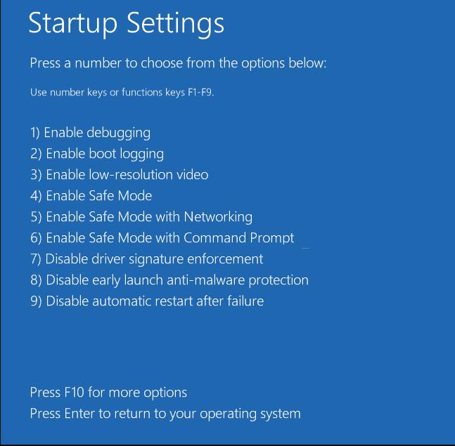 Windows    10 mənə kompüterimə girməyə imkan verməyəcək