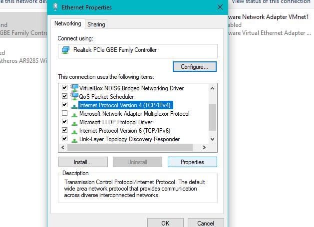 Düzeltme: 0x80072ee7 güncelleştirme hatası açık Windows 10 1