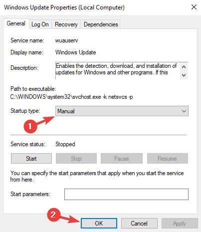 Windows    10 güncelleme hatası