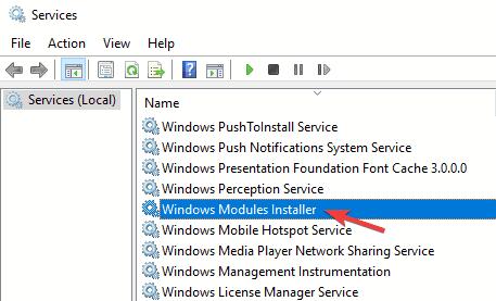 Virhe 0x80070015 Windows päivittää