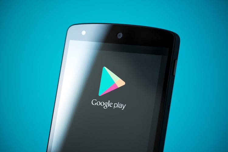 Phần trên 8 Google Play Store    Lựa chọn thay thế 2