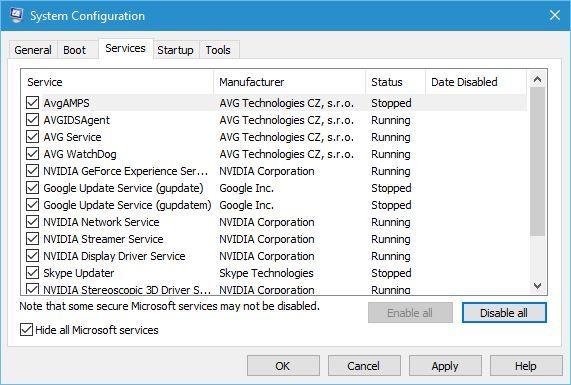 Kako popraviti pogrešku u aplikaciji Event 1000 u Windows 10 4
