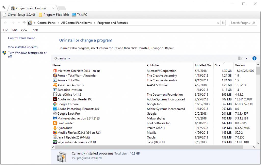 Kako popraviti pogrešku u aplikaciji Event 1000 u Windows 10 8