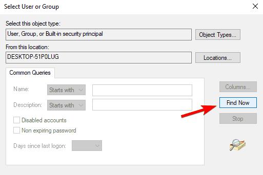 "Dosya Gezgini ""width ="" 513 ""height ="" 342 ""srcset ="" https://applexgen.com/wp-content/uploads/2020/04/1586258228_403_Como-reparar-los-fallos-del-Explorador- de-dosya-en-Windows.png 513w, https://windowsreport.com/wp-content/uploads/2017/10/file-explorer-crashes-ownership-4-300x200.png 300w, https://windowsreport.com/wp-content/uploads /2017/10/file-explorer-crashes-ownership-4-315x210.png 315w, https://windowsreport.com/wp-content/uploads/2017/10/file-explorer-crashes-ownership-4-120x80. png 120w, https://windowsreport.com/wp-content/uploads/2017/10/file-explorer-crashes-ownership-4-140x93.png 140w, https://windowsreport.com/wp-content/uploads/ 2017/10 / dosya-explorer-crashes-ownerhip-4-340x227.png 340w ""tama ="" ""m ="""