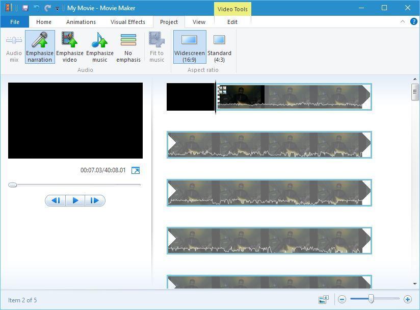 windows    Movie Maker korostaa kuinka asentaa windows elokuvantekijä