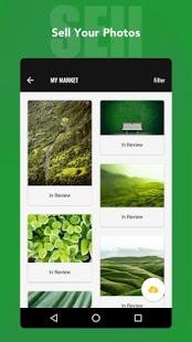 Photos Photo Editor - Captura de pantalla para collage de fotos y efectos fotográficos