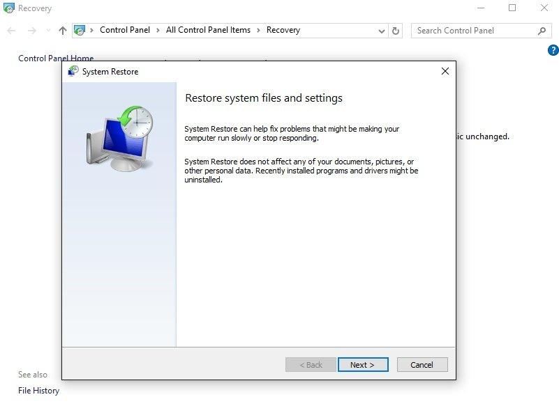 təmir Windows 0x8024001e yeniləmə xətası