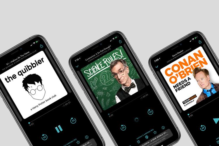 10 mejores podcasts para escuchar durante la cuarentena