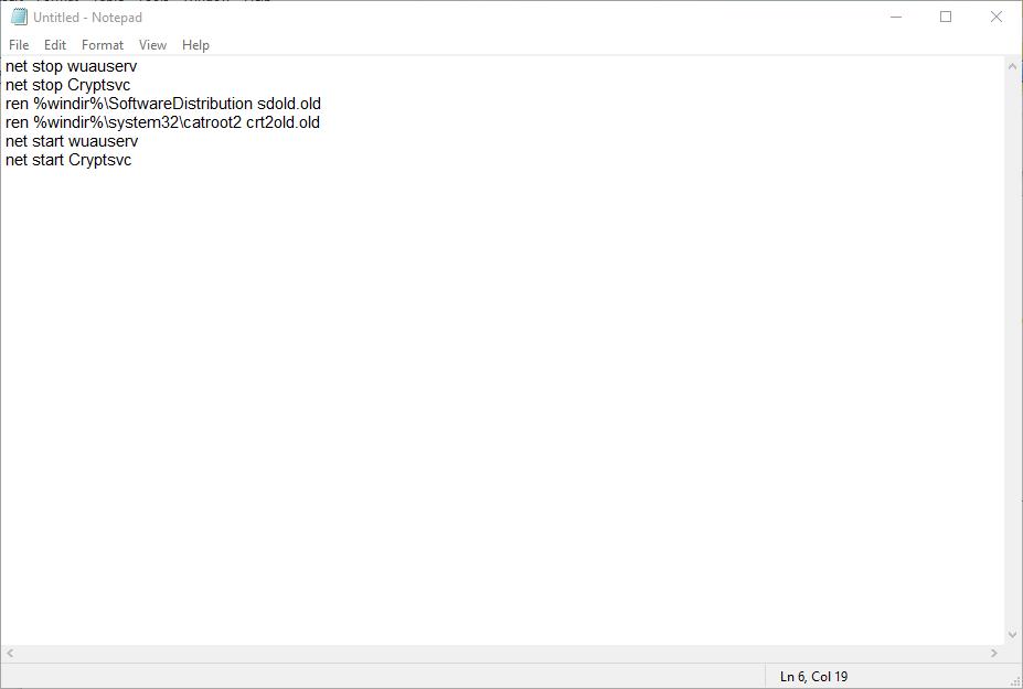 0x800706be hatasını onarın ve yükleyin Windows Kolayca güncelleyin 6