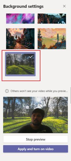 Microsoft kompüterlərində arxa planınızı necə yükləyin və dəyişdirin 2