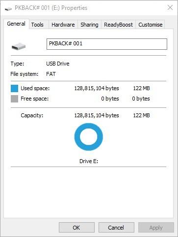"Kesalahan salin file ""Parameter salah"" pada Windows 10, 8 atau ... 2"
