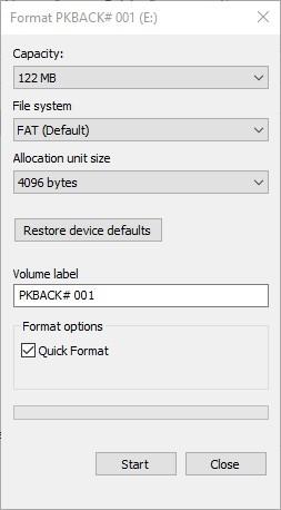 "Kesalahan salin file ""Parameter salah"" pada Windows 10, 8 atau ... 7"