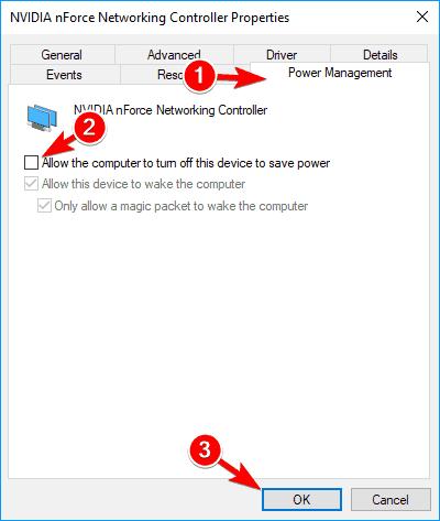 Dizüstü bilgisayar WiFi bağlantısını kesiyor