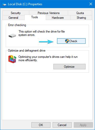 kiểm tra lỗi cài đặt đĩa 0xc000021a