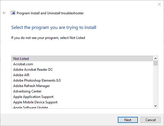FIX: Adobe Reader tidak diinstal pada Windows PC 4
