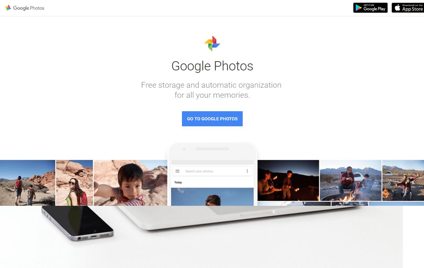 Google Photos - Jotain meni pieleen Google Photos -palvelussa